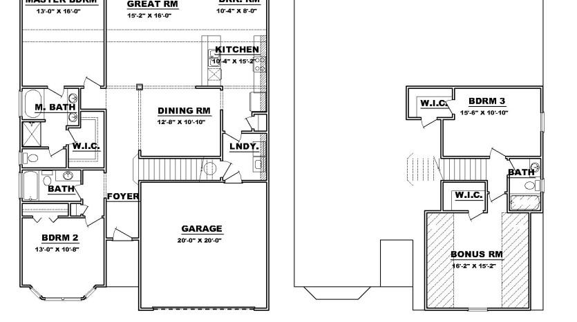 2138 Plan Faircloth Homes